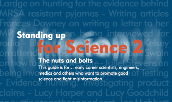 Standing up for Science nuts and bolts