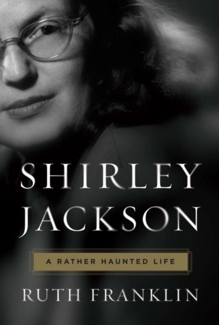 Shirley Jackson Ruth Franklin book cover